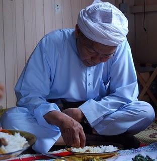 Pemakanan cara Islam